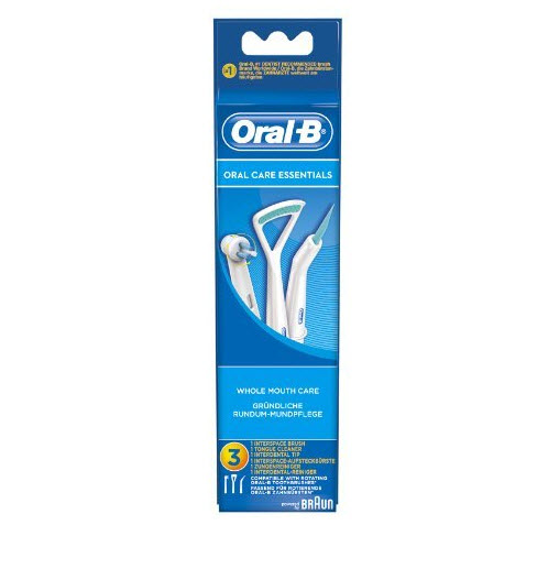Oral-B Oral Care Essential sz�j�pol�si szett IP17 X 1